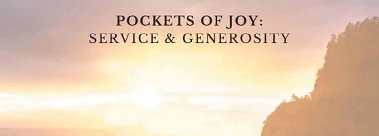 Service & Generosity